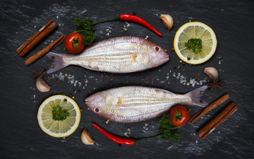 Beneficios de consumir pescado y marisco