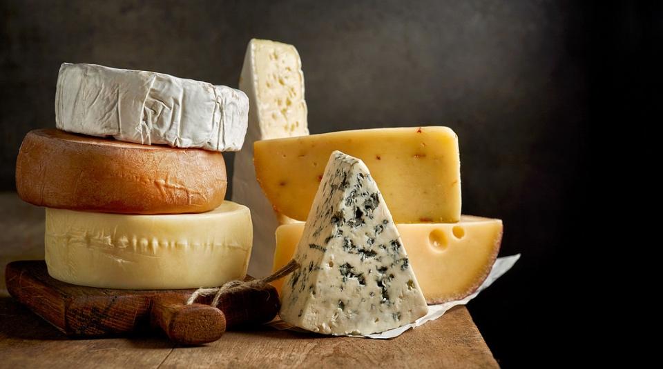 Tu plato de quesos